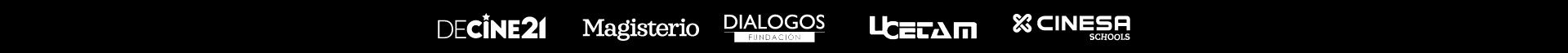 patrocinadores www.decine21.com, www.fundaciondialogos.com